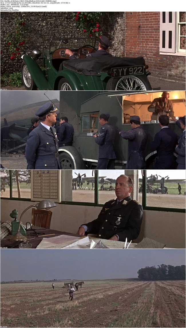 Battle of Britain 1969 720p BluRay H264 AAC-RBG