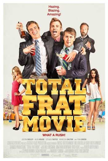 Total Frat Movie 2016 HDRip XviD AC3-EVO