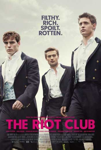 The Riot Club 2014 HDRip XviD MP3-RARBG