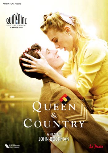 Queen And Country 2014 DVDRip XviD-EVO