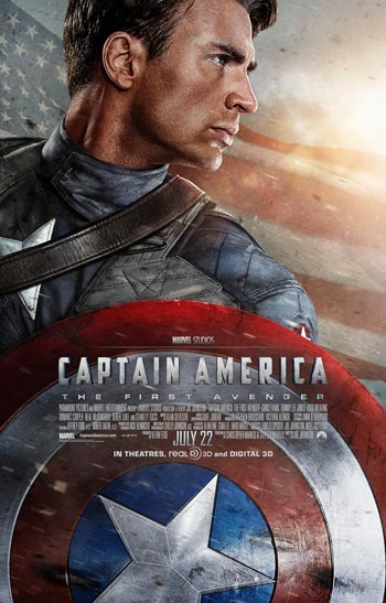 Captain America The First Avenger 2011 DVDRip XviD-TARGET