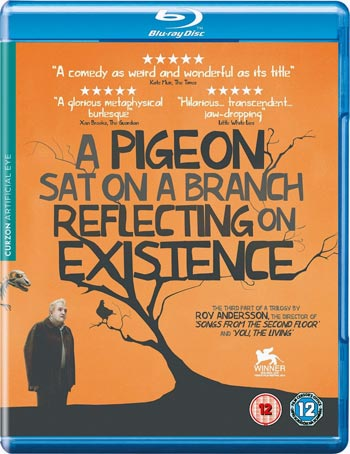 A Pigeon Sat on a Branch Reflecting on Existence 2014 LiMiTED 720p BRRip X264 AC3-PLAYNOW