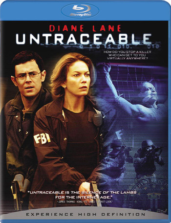 Untraceable 2008 BluRay 720p DTS x264-CHD