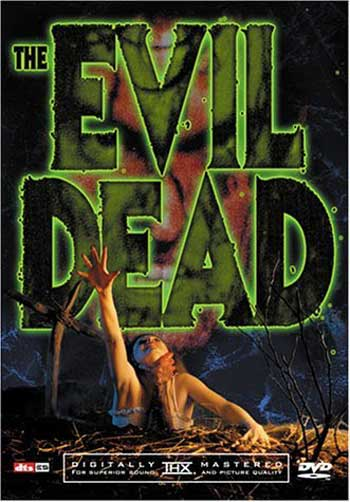 The Evil Dead 1 1981 1080p BluRay DTS x264-CyTSuNee