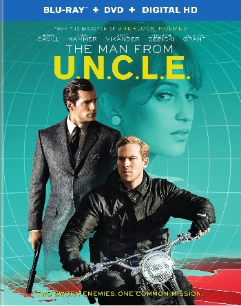 The Man From UNCLE 2015 720p BRRIP X264 AC3-ZEUS