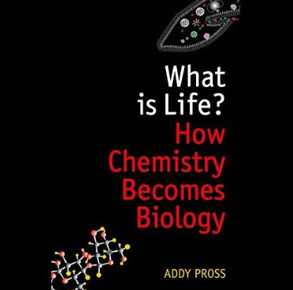 What Is Life?: How Chemistry Becomes Biology (Audiobook)