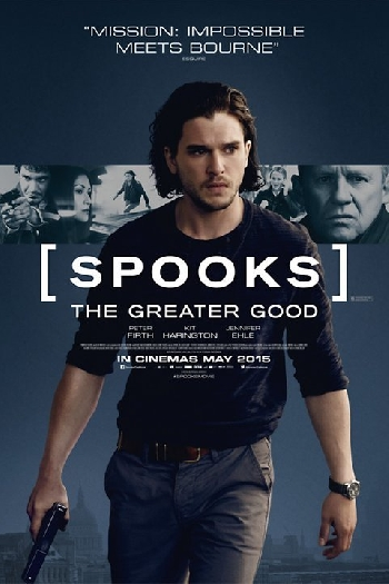 Spooks The Greater Good 2015 BRRip 720p PapaFatHead