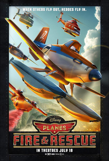 Planes Fire and Rescue 2014 720p BRRip H264 AAC-MAJESTiC
