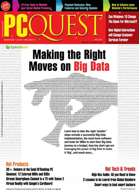 PCQuest - July 2015
