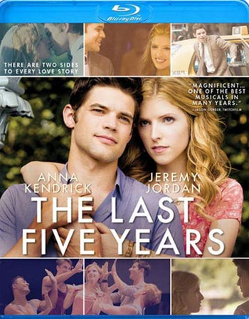 The Last Five Years 2014 LIMITED 720p BRRip XviD AC3-RARBG