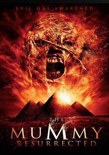The Mummy Resurrected 2014 DVDRip h264 AC-3 Walleyizer