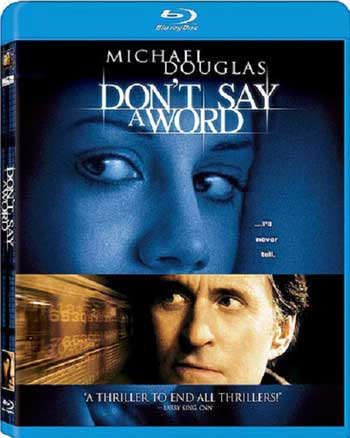 Dont Say a Word 2001 1080p BluRay H264 AAC-RARBG