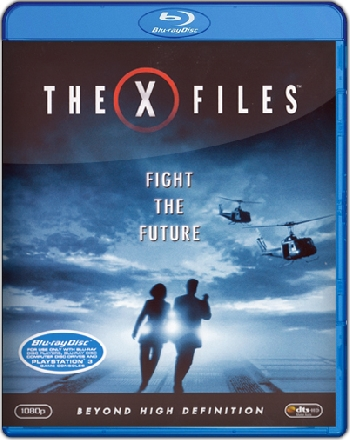 The X Files 1998 720p BDRip X264 AC3-PLAYNOW