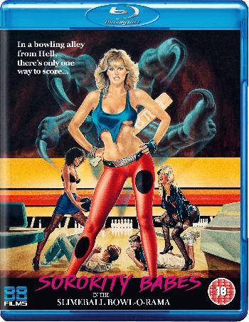 Sorority Babes In The Slimeball Bowl O Rama 1988 720p BRRip X264 AC3-PLAYNOW
