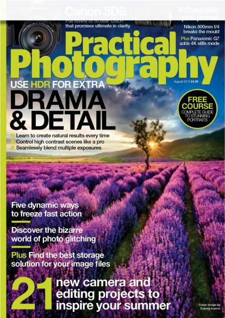 Practical Photography - August 2015
