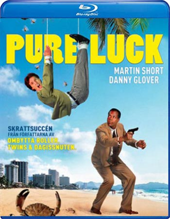 Pure Luck 1991 720p BluRay x264-VETO