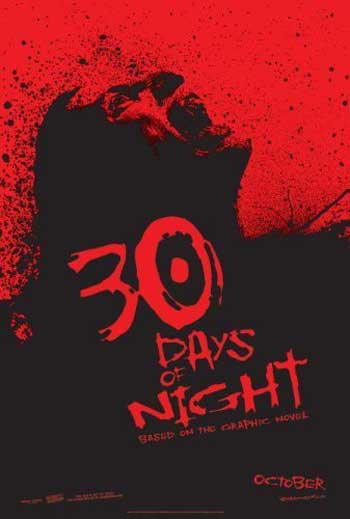 30 Days Of Night (2007) 1080p MKV x264 DTS BluRay-Silver