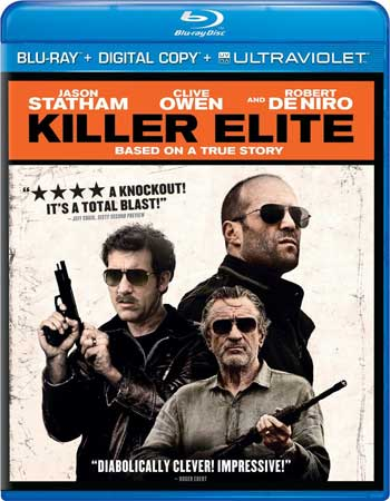 Killer Elite 2011 720p BRRip x264 AAC-26K