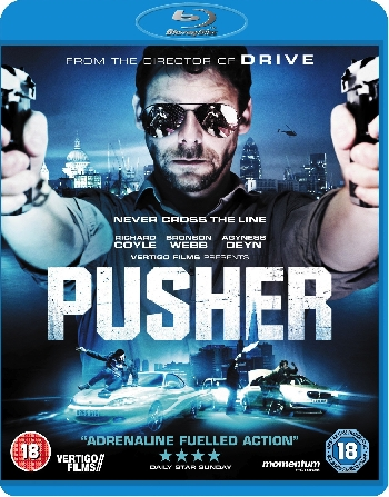 Pusher 2012 720p BRRip X264 AC3-PLAYNOW