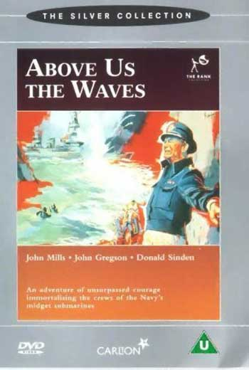 Above Us the Waves (1955) DVDRip-Oldies