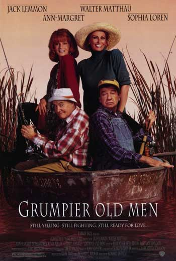 Grumpier Old Men 1995 720p BDRip X264 AC3-PLAYNOW