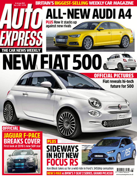 Auto Express - Issue 1378, 8-14 July 2015