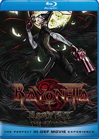 Bayonetta Bloody Fate 2013 720p BluRay x264-SADPANDA