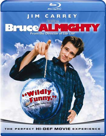 Bruce Almighty 2003 720p BluRay DTS x264-JBL