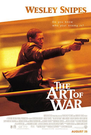 The Art of War 2000 720p HDTV AC3 x264-DON