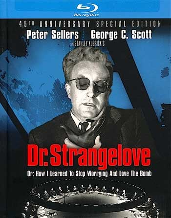 Dr Strangelove Or How I Learned To Stop Worrying And Love The Bomb 1964 720p BluRay x264-SSF