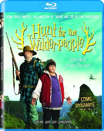 Hunt for the Wilderpeople 2016 BDRip X264-AMIABLE
