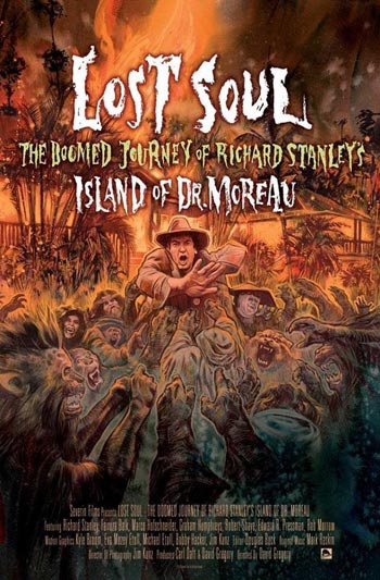 Lost Soul The Doomed Journey of Richard Stanley's Island of Dr Moreau 2014 WEBRiP XviD-ReLeNTLesS