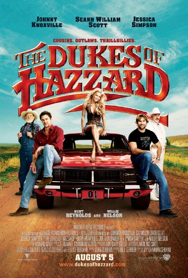 The Dukes of Hazzard Unrated 2005 HDDVD 720p DD 5 1 x264-BHD