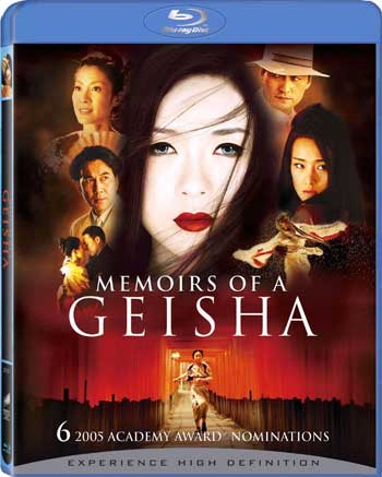 Memoirs of a Geisha 2005 720p BluRay x264-ESiR