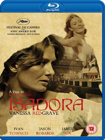 Isadora 1968 BRRip X264 AC3-PLAYNOW
