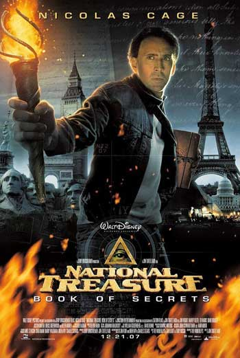 National Treasure Book Of Secrets 2007 720p BluRay x264 AC3 10BiT-iFT