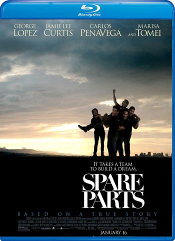 Spare Parts 2015 LIMITED 1080p BluRay x264-WEST