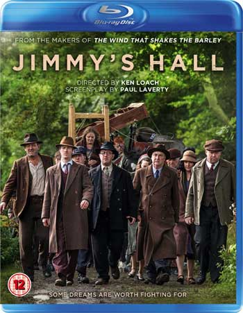 Jimmy's Hall (2014) 720p BluRay - 850MB - ShAaNiG