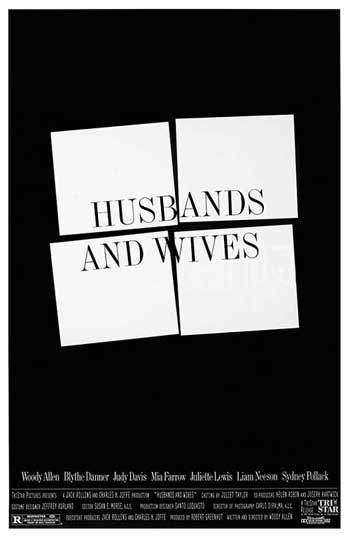 Husbands And Wives 1992 720p HDTV x264-XME