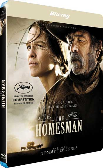 The Homesman 2014 720p BRRip x264 AC3 DiVERSiTY