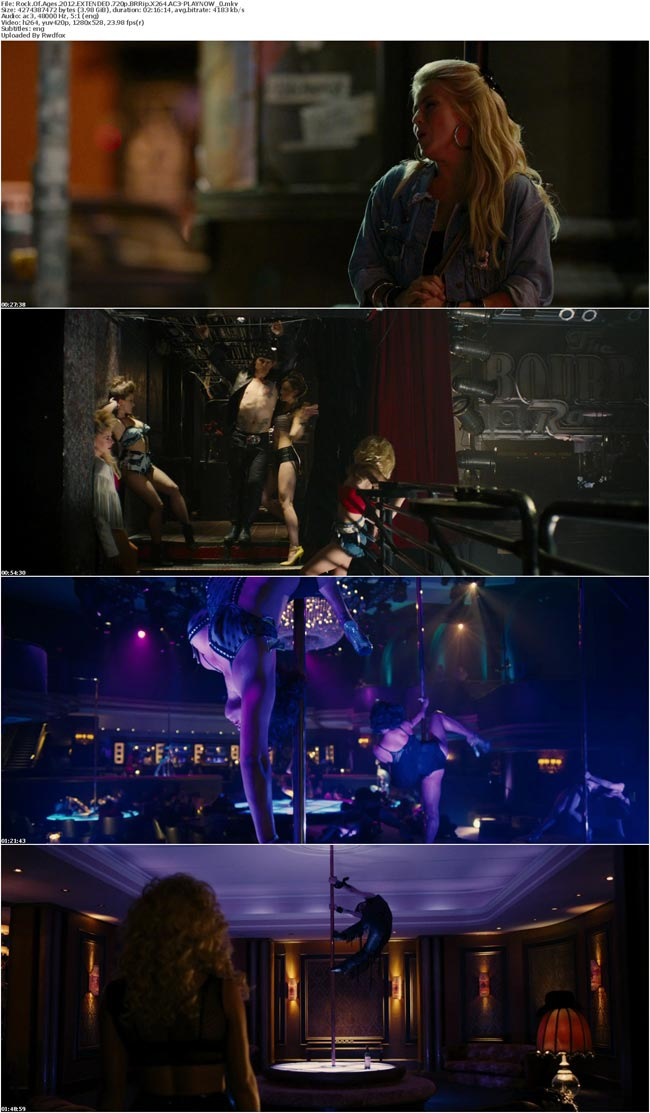 Rock Of Ages 2012 EXTENDED 720p BRRip X264 AC3-PLAYNOW