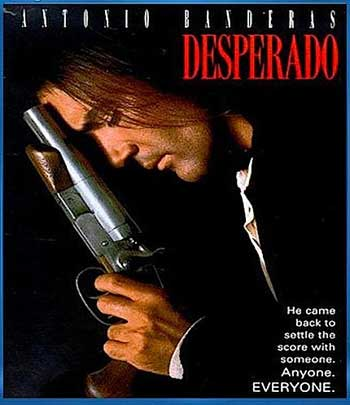 Desperado 1995 Bluray 720p DTS x264-CHD