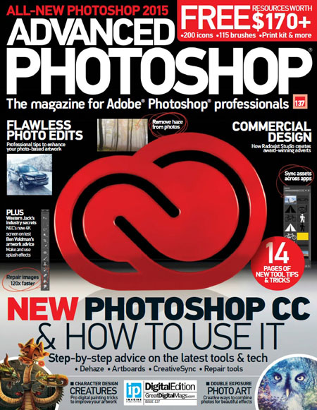 Advanced Photoshop - Issue 137 2015