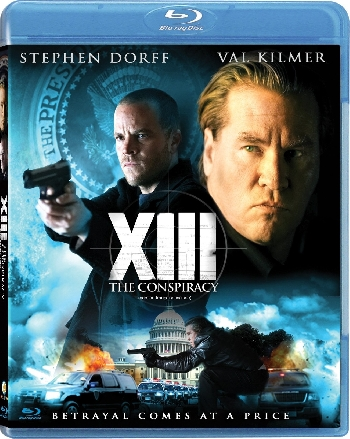XIII The Conspiracy 2008 720p BRRip X264 AC3-PLAYNOW