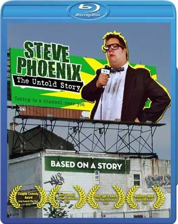 Steve Phoenix The Untold Story 2012 720p BluRay x264-SADPANDA