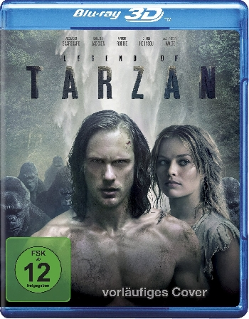 The Legend of Tarzan 2016 720p BluRay x264-SPARKS