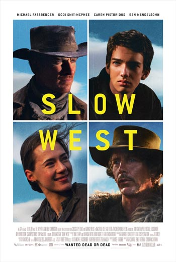 Slow West 2015 HDRIP x264 AC3 TiTAN