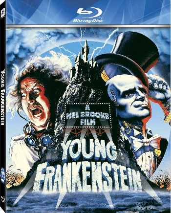 Young Frankenstein 1974 720p BluRay H264 AAC-RBG