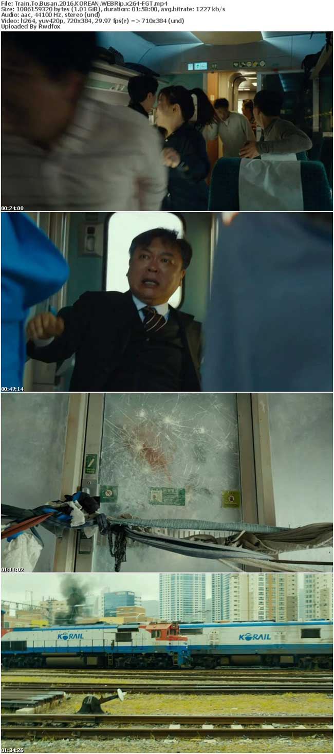 Train To Busan 2016 KOREAN WEBRip x264-FGT