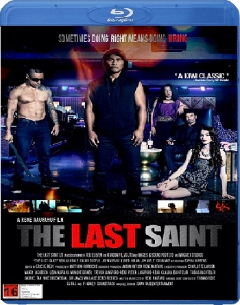 The Last Saint 2014 BDRip x264-GUACAMOLE
